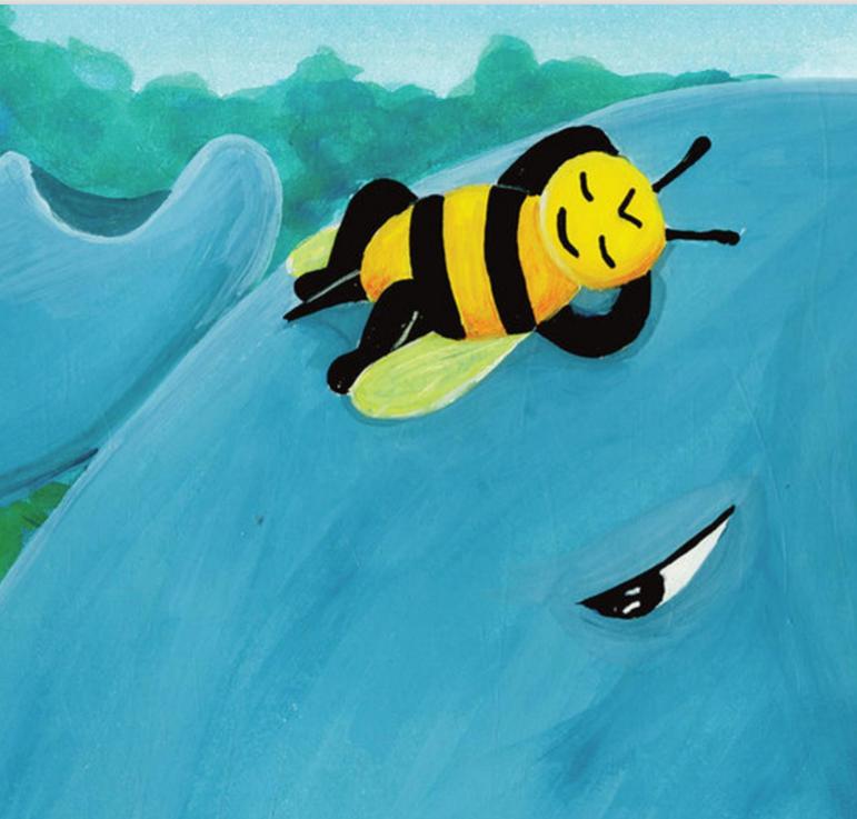 《小蜜蜂與大笨象》Bee and Elephant